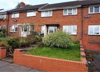 Thumbnail 3 bed terraced house for sale in Kingsbridge Road, Birmingham