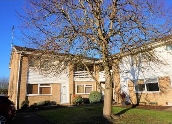 Thumbnail 1 bed flat for sale in Highclere Court, Woking