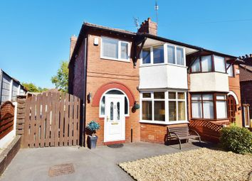 Thumbnail 3 bedroom semi-detached house for sale in Castleway, Salford