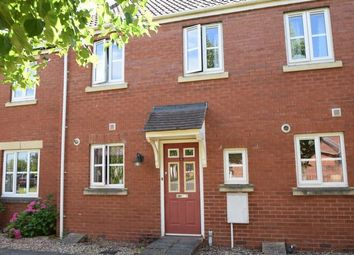 Thumbnail 2 bed terraced house to rent in Rooks Way, Tiverton
