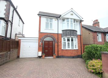 Thumbnail 4 bedroom detached house for sale in Linden Road, Hinckley
