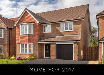 """Thumbnail 4 bed detached house for sale in """"The Pebworth"""" at North Common Road, Wivelsfield Green, Haywards Heath"""