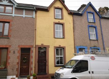Thumbnail 3 bed terraced house for sale in 15 Poplar Road, Machynlleth, Powys