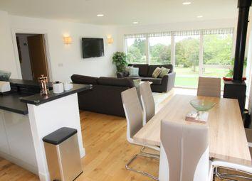 """Thumbnail 3 bed detached bungalow to rent in Lodge 9 """"Rowan"""", Killiow Lodges, Killiow Estate, Truro"""