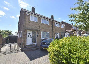 Thumbnail 3 bedroom semi-detached house for sale in Knighton Road, Otford, Sevenoaks, Kent