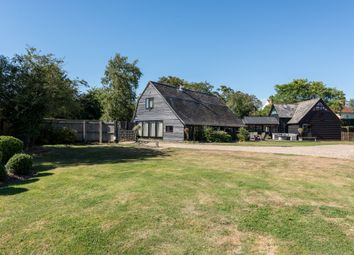 Thumbnail 5 bed detached house for sale in School Lane, Great Horkesley, Essex