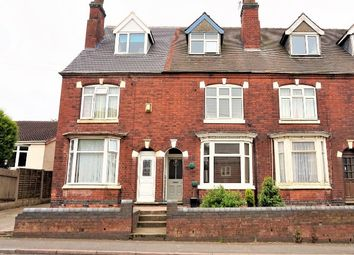 Thumbnail 3 bed terraced house for sale in High Street, Woodville, Swadlincote