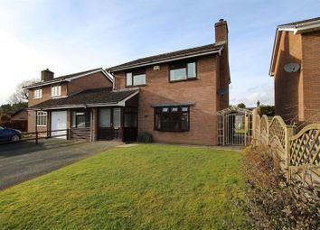 Thumbnail 4 bed link-detached house to rent in Parc Yr Irfon, Builth Wells, Powys