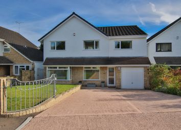 Thumbnail 5 bedroom detached house for sale in Millrace Close, Lisvane, Cardiff