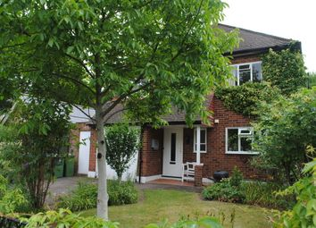 Thumbnail 4 bed detached house to rent in Hansler Grove, East Molesey
