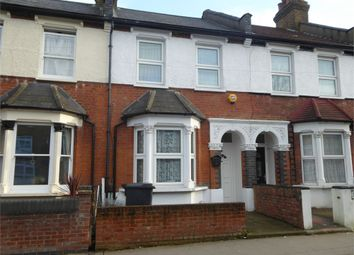 Thumbnail 4 bed terraced house for sale in Grasmere Road, Woodside, Croydon