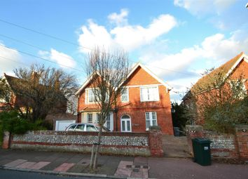 Thumbnail 1 bed flat for sale in Carew Road, Eastbourne