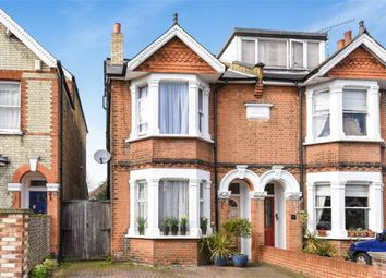Thumbnail 5 bed semi-detached house for sale in Durlston Road, Kingston Upon Thames