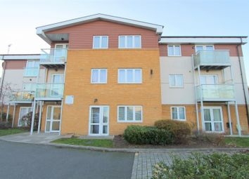 Thumbnail 1 bed flat for sale in Mollison Drive, Wallington