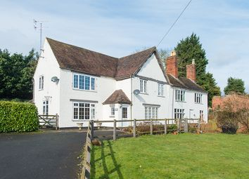 Thumbnail 9 bed mews house for sale in Northampton Lane, Ombersley, Droitwich
