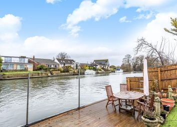 Thumbnail 4 bedroom detached bungalow for sale in Wraysbury, Surrey