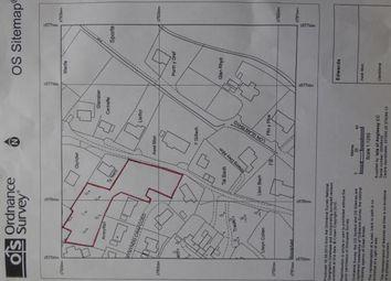 Thumbnail Land for sale in Mynydd Crafcoed, Llanddona, Beaumaris, Sir Ynys Mon