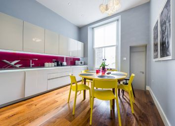 Thumbnail 3 bed flat for sale in Lexham Gardens, Kensington