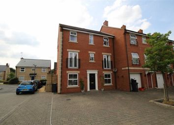 Thumbnail 4 bed town house for sale in Melstock Road, Taw Hill, Wiltshire
