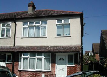 Thumbnail 4 bedroom property to rent in Park Road, Egham, Surrey