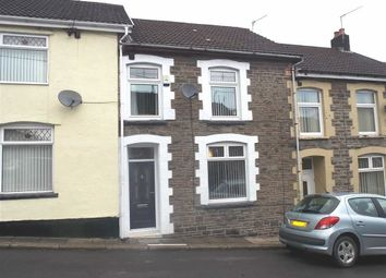 Thumbnail 3 bed terraced house for sale in High Street, Ynysybwl, Pontypridd