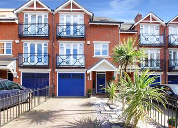 Thumbnail 4 bed terraced house for sale in Imperial Place, Chislehurst