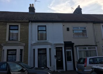 Thumbnail 3 bed terraced house to rent in Unity Street, Sheerness