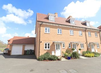 Thumbnail 4 bed town house for sale in Kensington Way, Polegate, East Sussex