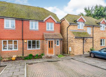 Thumbnail 3 bed semi-detached house for sale in Queenhythe Crescent, Guildford