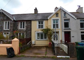 Thumbnail 4 bedroom terraced house for sale in Bala Deulyn Terrace, Nantlle, Caernarfon, Gwynedd