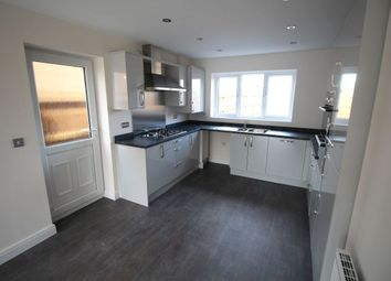Thumbnail 4 bedroom detached house for sale in Cropper Road, Blackpool