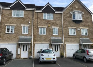 Thumbnail 3 bed town house to rent in Tithefields, Fenay Bridge, Huddersfield