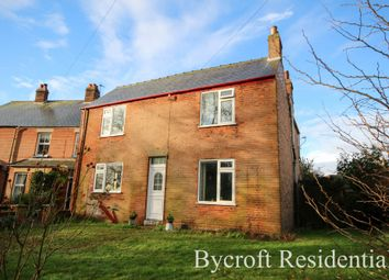 Thumbnail 3 bed detached house for sale in Rollesby Road, Martham, Great Yarmouth