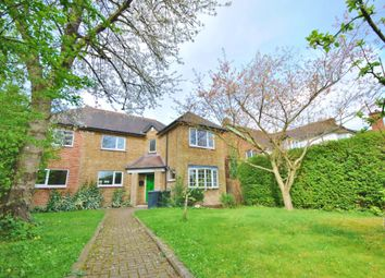 Thumbnail 4 bed detached house to rent in Loughborough Road, West Bridgford, Nottingham