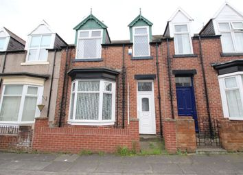 Thumbnail 3 bedroom terraced house for sale in Sydenham Terrace, High Barnes, Sunderland