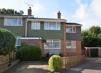 Thumbnail 4 bed end terrace house for sale in Manor Crescent, Honiton