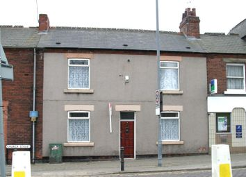 Thumbnail 3 bed terraced house for sale in Church Street, Staveley, Chesterfield