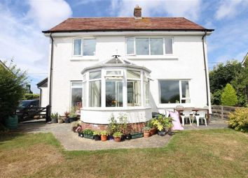 Thumbnail 4 bed detached house for sale in Maeshendre, Waunfawr, Aberystwyth