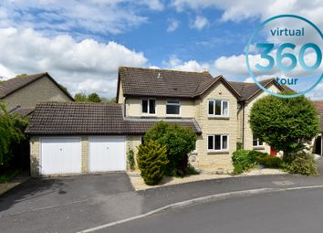 Thumbnail 4 bed detached house to rent in Spencers Orchard, Bradford-On-Avon