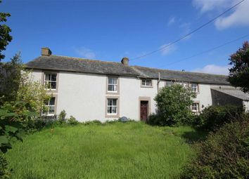 Thumbnail 4 bed detached house for sale in Newtown, Silloth, Wigton