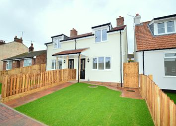 Thumbnail 3 bed semi-detached house for sale in Henniker Road, Ipswich