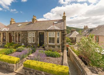 Thumbnail 4 bed semi-detached house for sale in Muirhill, 1 Connor Street, Peebles
