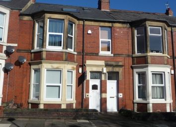 Thumbnail 3 bed flat to rent in Shortridge Terrace, Jesmond