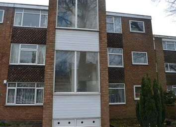 Thumbnail 2 bedroom flat to rent in Yemscroft, Lichfield Road, Walsall