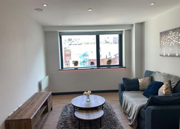 Thumbnail 1 bed flat to rent in Apartment 76, Strand Plaza Building, Liverpool
