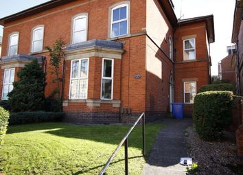 Thumbnail 1 bedroom flat to rent in Flat 1, 35 Uttoxeter New Road, Derby