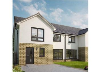 Thumbnail 3 bed semi-detached house for sale in Murieston, Livingston