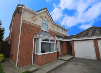 Thumbnail 4 bed detached house for sale in Hall Pool Drive, Stockport