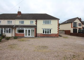 Thumbnail 5 bed semi-detached house for sale in Stanton Lane, Potters Marston, Leicester