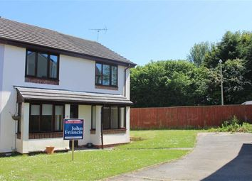 Thumbnail 3 bed end terrace house for sale in Perrotts Road, Sageston, Tenby